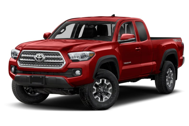 2018 Toyota Tacoma TRD Off Road V6 4x4 Access Cab 127.4 in ...
