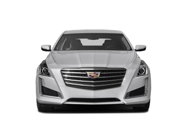 2017 Cadillac CTS Exterior Photo