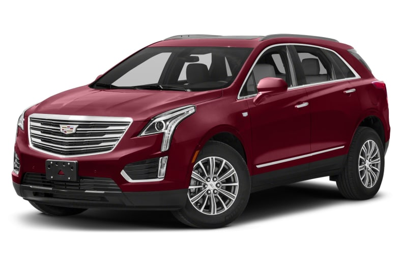 2018 Cadillac Xt5 New Car Test Drive