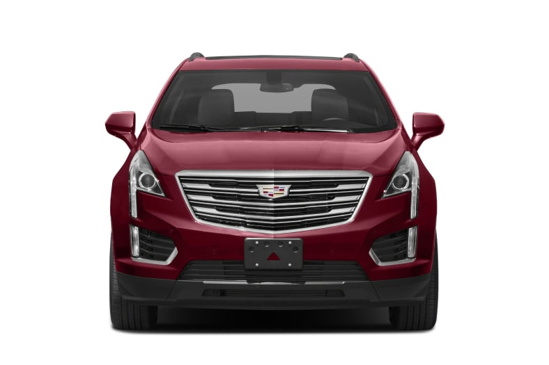 2018 Cadillac XT5 Exterior Photo