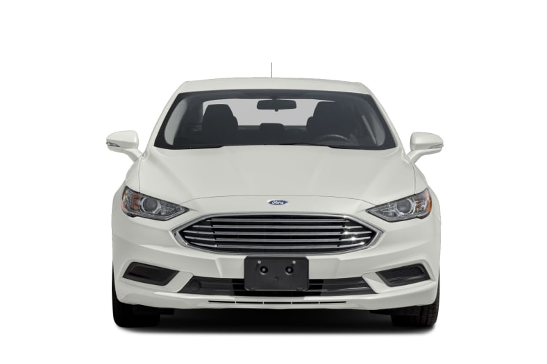 2017 Ford Fusion Information