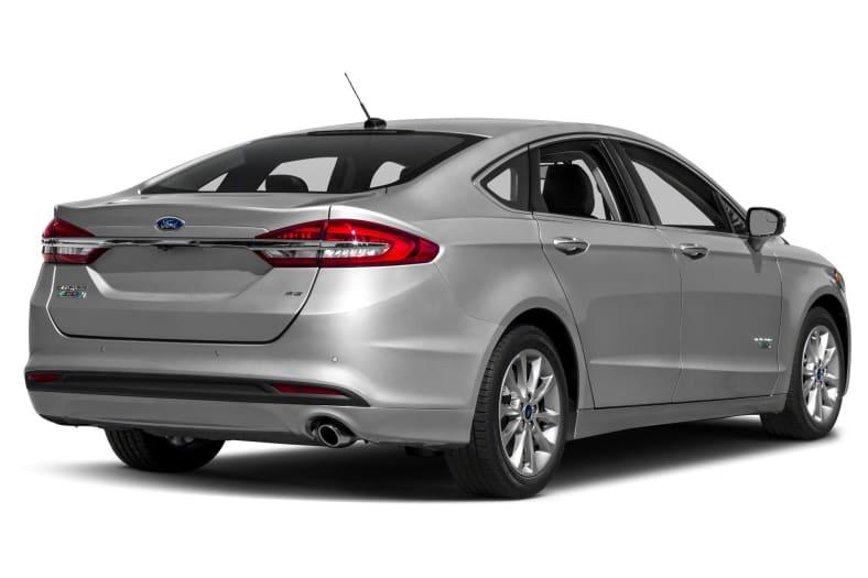 2018 Ford Fusion Energi Exterior Photo