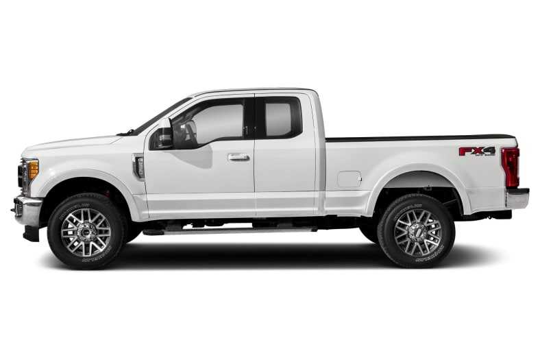 2018 Ford F-350 Lariat 4x4 SD Super Cab 8 ft. box 164 in. WB SRW Pictures