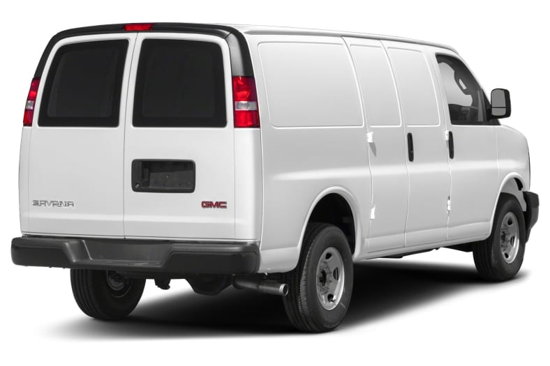 2016 gmc savana 3500 diesel rear wheel drive cargo van. Black Bedroom Furniture Sets. Home Design Ideas