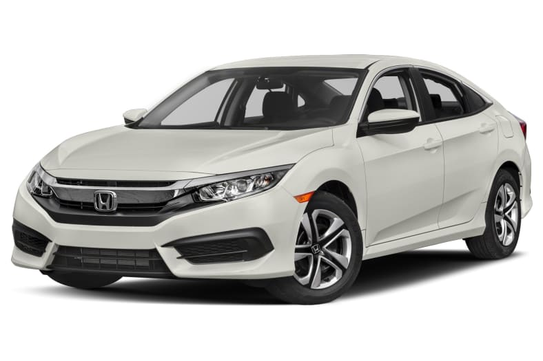 2017 Honda Civic Information