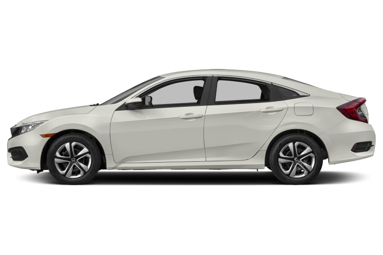 2017 Honda Civic Exterior Photo