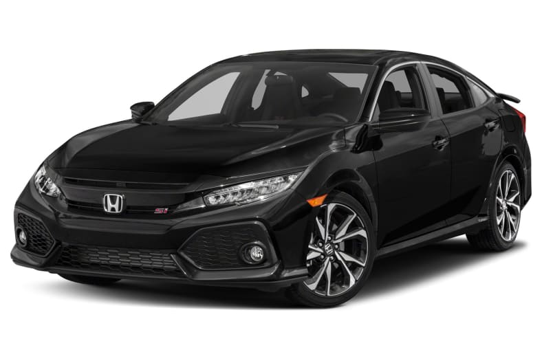2017 Honda Civic Si 4dr Sedan Information
