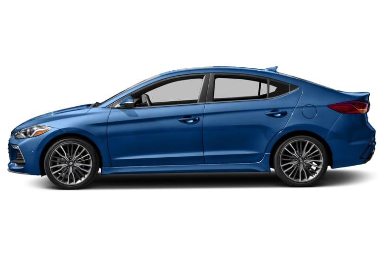 2018 Hyundai Elantra Sport 4dr Sedan Pictures