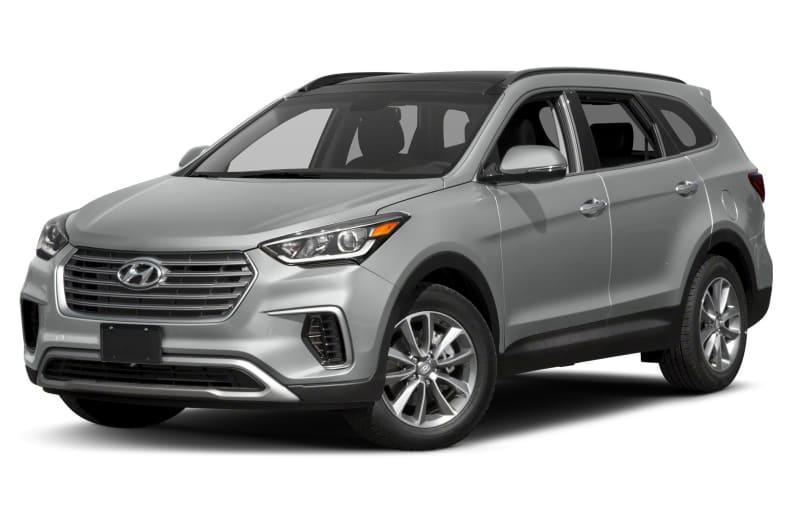 2017 Hyundai Santa Fe Information