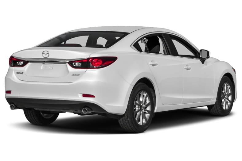 2017 Mazda Mazda6 Exterior Photo
