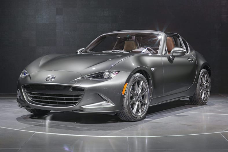 2019 mazda mx-5 miata rf grand touring 2dr coupe pictures