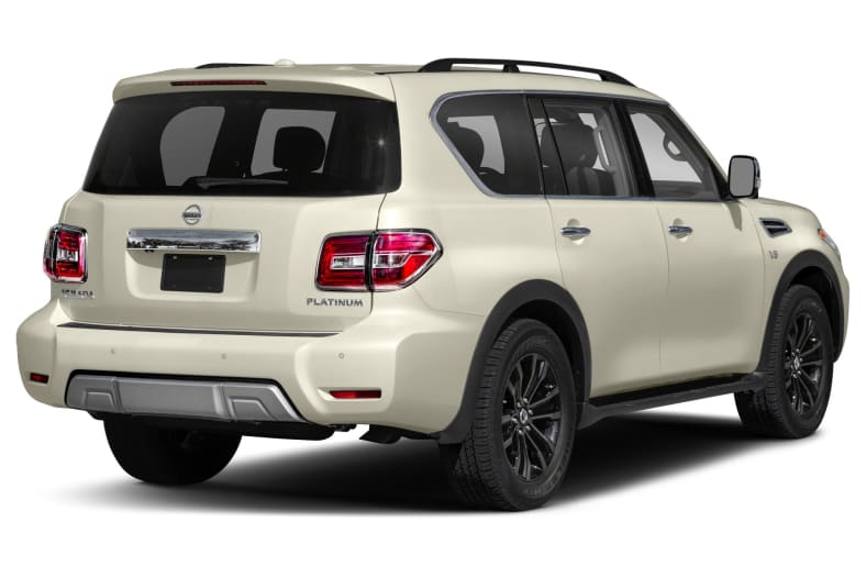 2018 Nissan Armada Platinum 4dr All-wheel Drive Specs and Prices