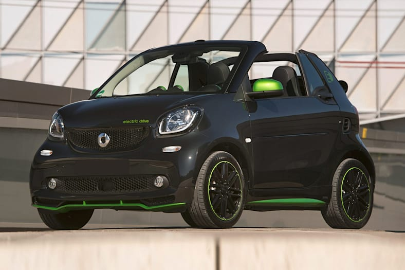 2017 fortwo electric drive
