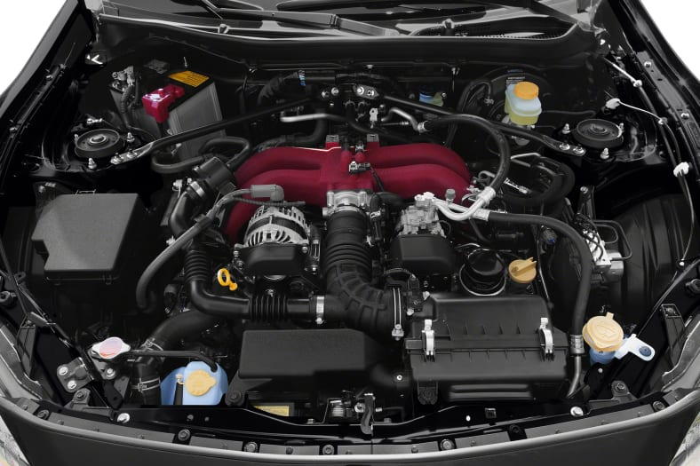 2017 Subaru BRZ Exterior Photo