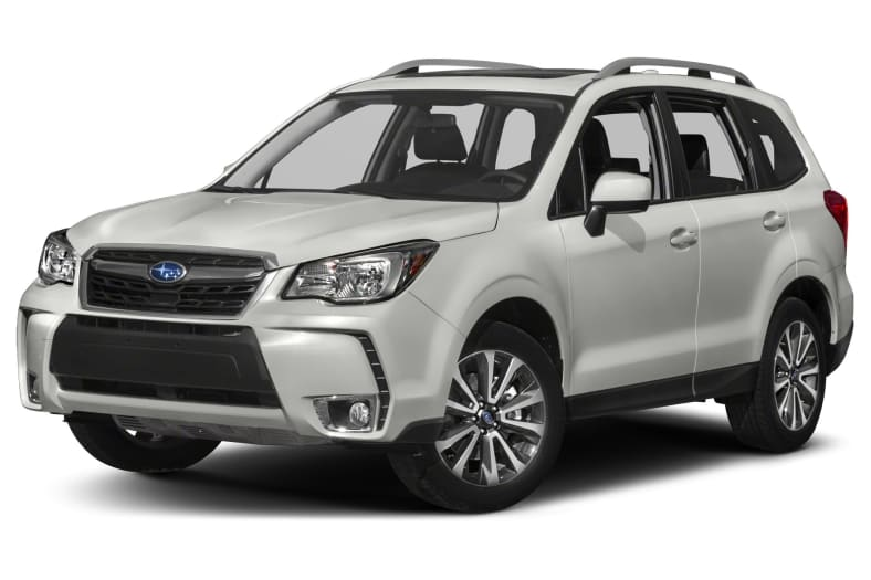 2017 Subaru Forester 2 0XT Premium 4dr All wheel Drive