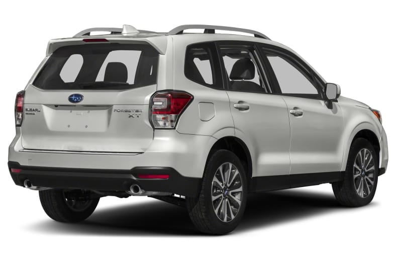 2017 Subaru Forester 2 0XT Premium 4dr All wheel Drive Specs and Prices