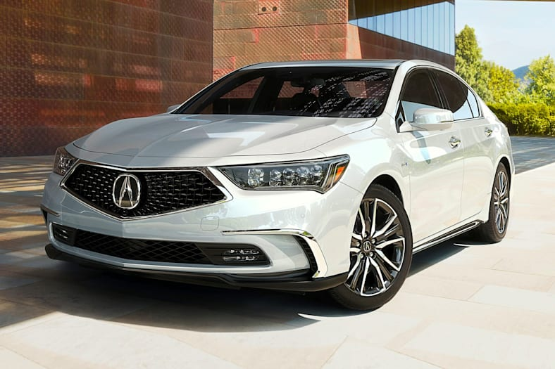 2019 Acura Rlx Sport Hybrid Pictures