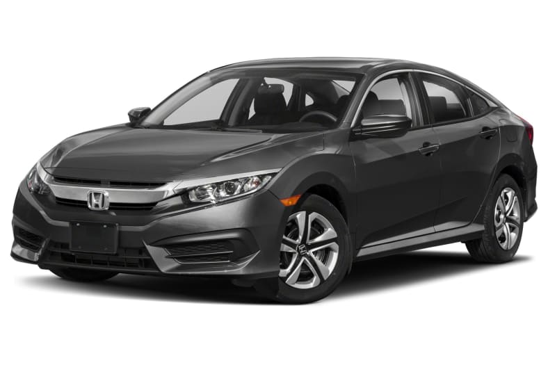2018 Honda Civic Information