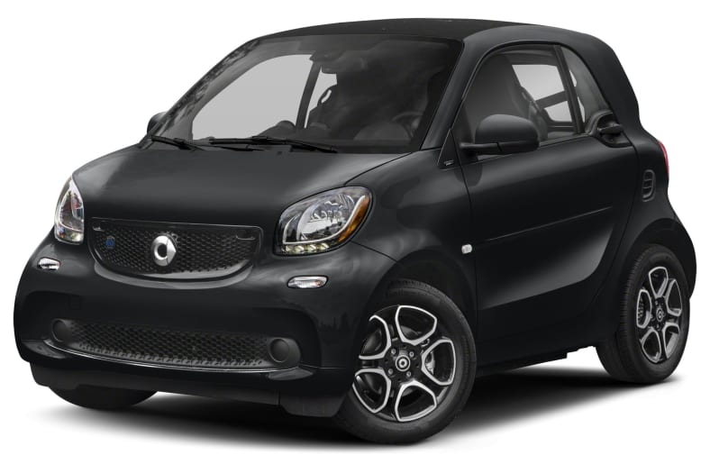 2018 fortwo electric drive