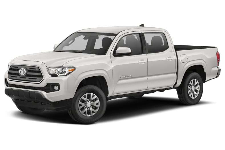 Salmon Arm Toyota >> 2017 Toyota Tacoma SR5 V6 4x4 Double Cab 140.6 in. WB Pictures | Autoblog