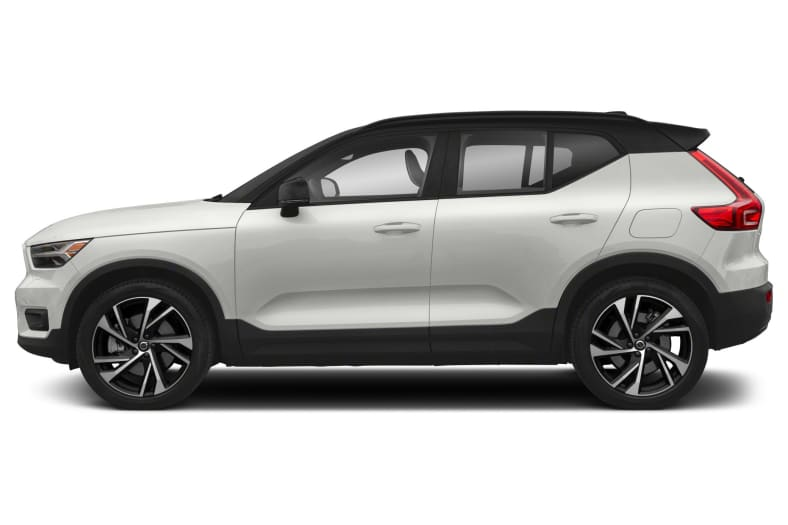 2021 volvo xc40 recharge pure electric p8 r-design 4dr all