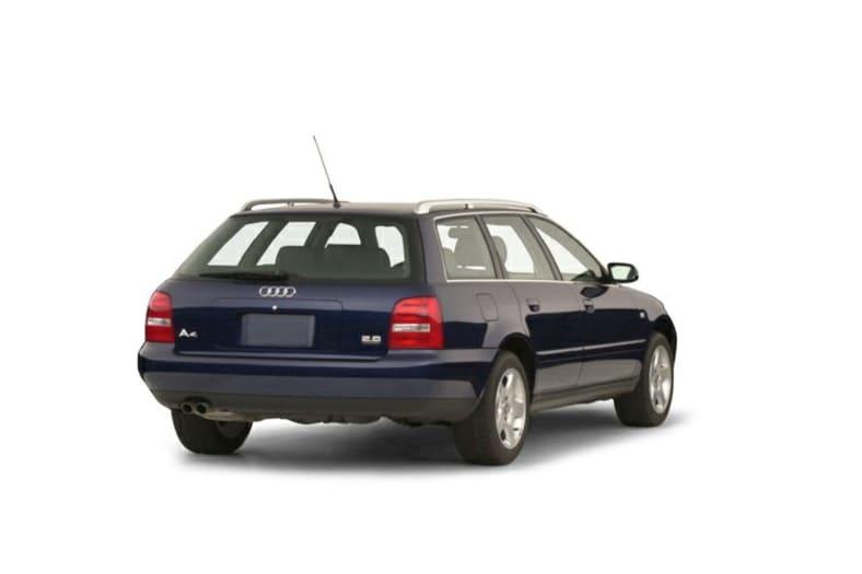 Audi a4 quattro station wagon 2015 12