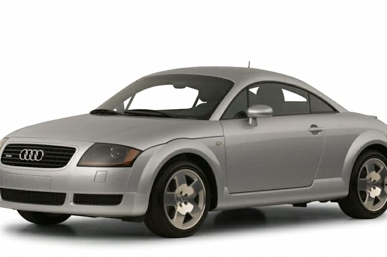 Audi TT HP Dr Allwheel Drive Quattro Coupe Specs And Prices - 2001 audi tt quattro