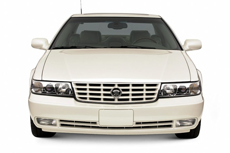 2001 Cadillac Seville Sls Wmonochromatic Exterior Pkg 4dr Sedan