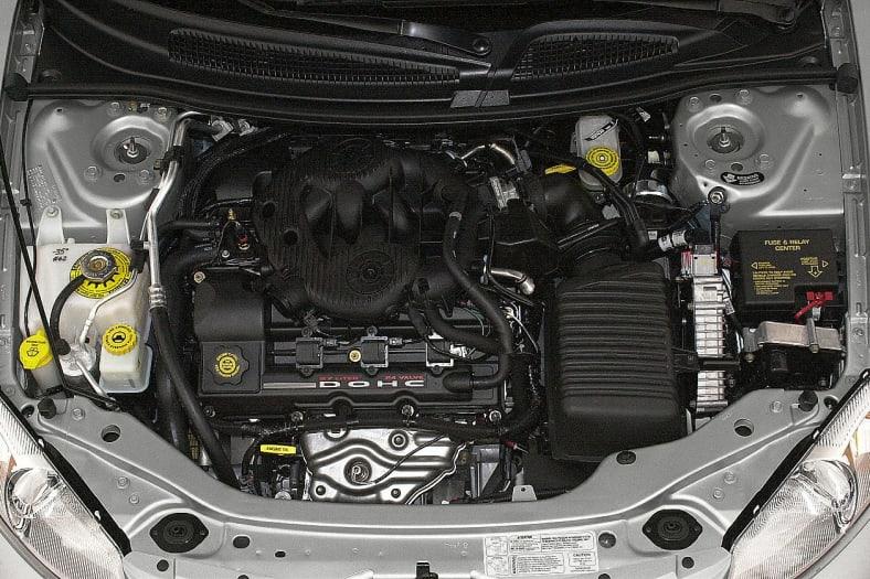 2001 Chrysler Sebring Exterior Photo