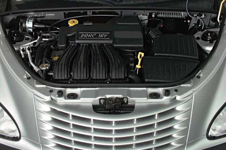 2001 Chrysler Pt Cruiser Exterior Photo