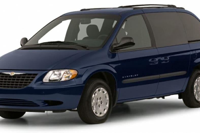 2001 Voyager