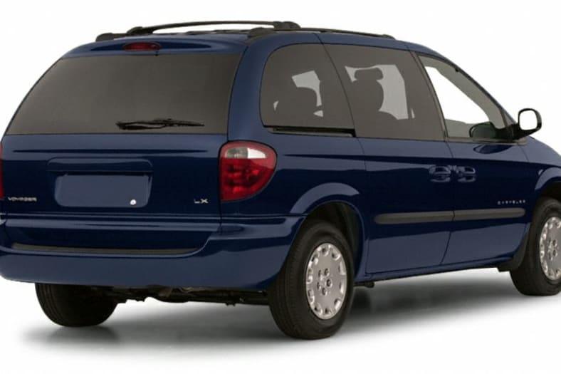 2001 Chrysler Voyager Exterior Photo