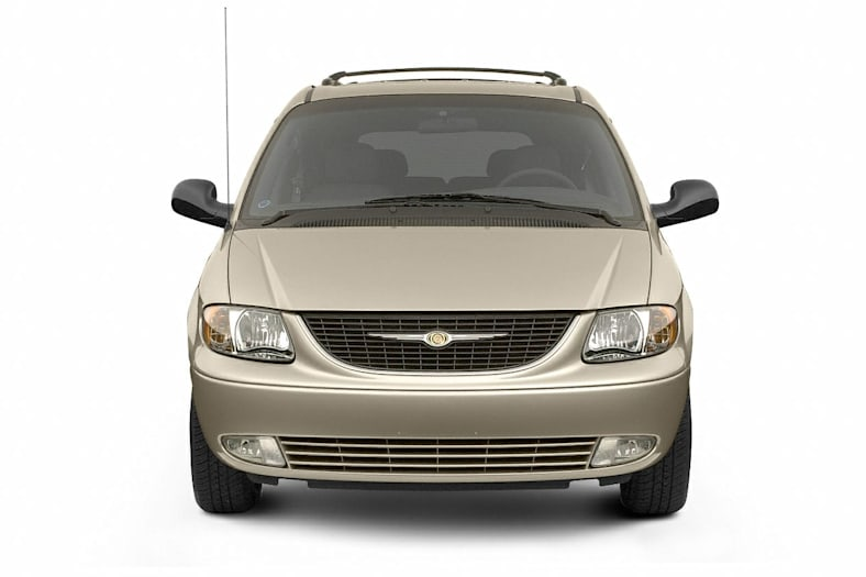 2001 Chrysler Town & Country Exterior Photo