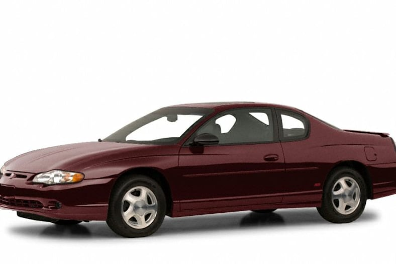 2001 chevrolet monte carlo information. Black Bedroom Furniture Sets. Home Design Ideas