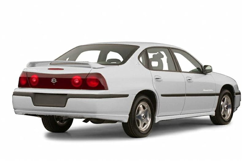 2001 Chevrolet Impala Safety Recalls
