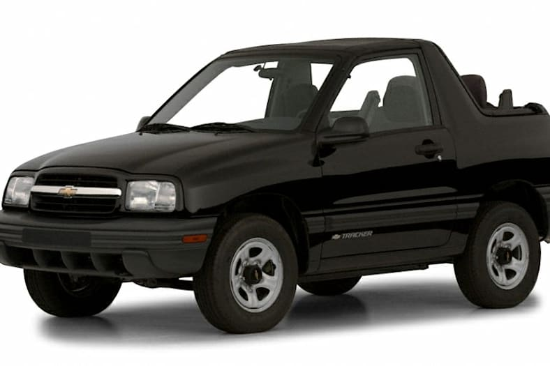 2001 Chevrolet Tracker Specs and Prices