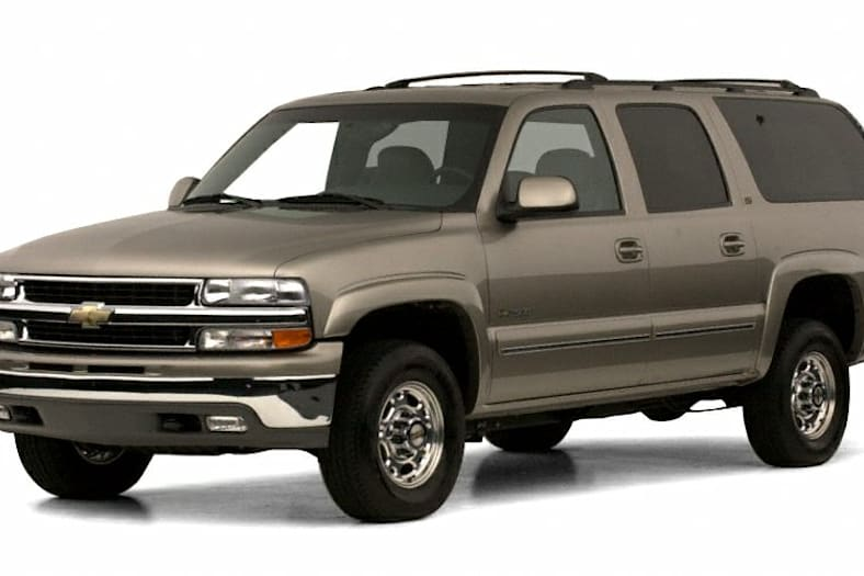 2001 chevrolet suburban 2500 information. Black Bedroom Furniture Sets. Home Design Ideas