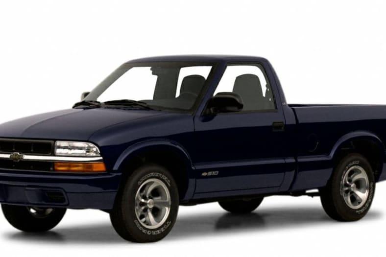 2001 S-10