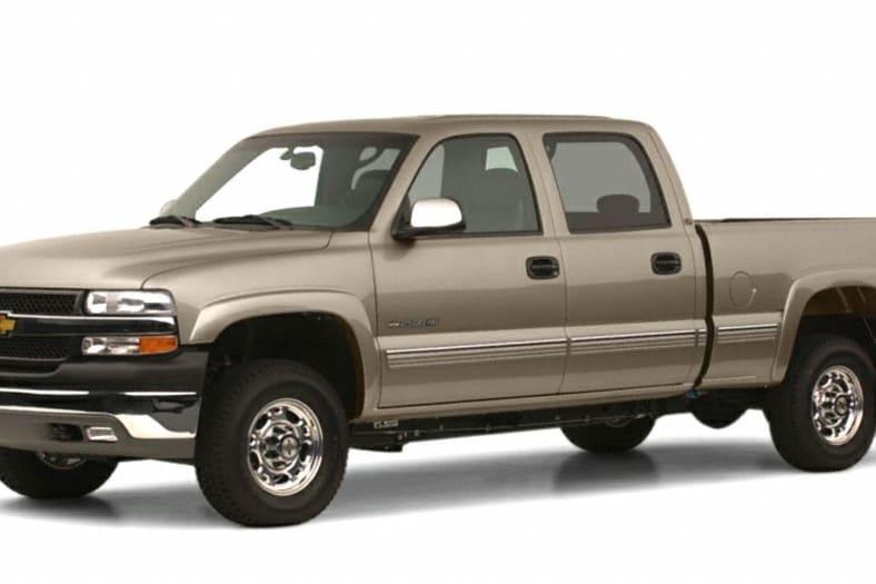 2001 Silverado 2500HD