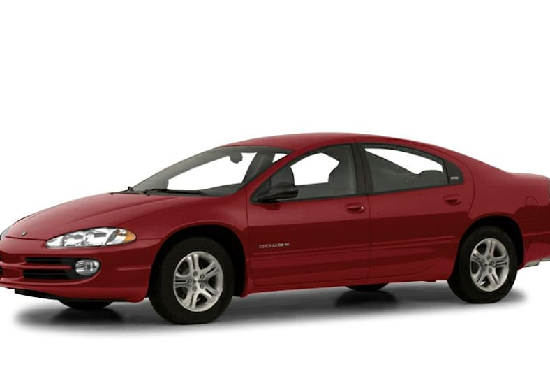 2001 Dodge Intrepid Exterior Photo