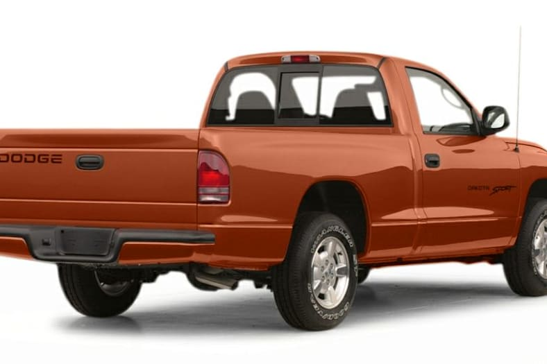 2001 Dodge Dakota Exterior Photo