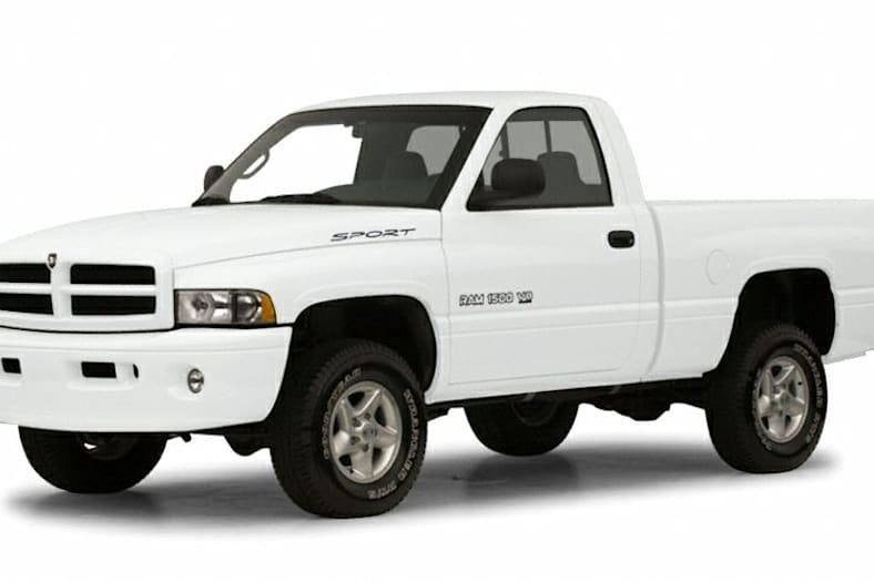 2001 Ram 1500 >> 2001 Dodge Ram 1500 Ws 4x2 Regular Cab 118 7 In Wb Pricing And Options