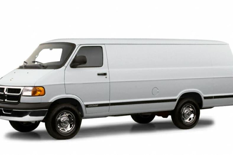 2001 Ram Van 1500