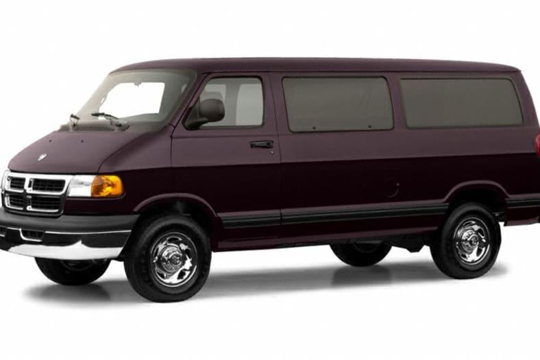 2001 Ram Wagon 3500