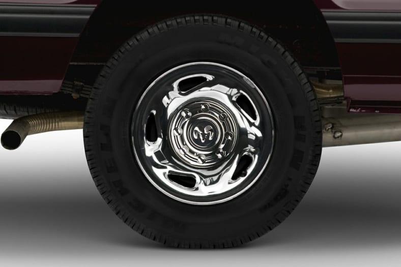 2001 Dodge Ram Wagon 3500 Exterior Photo