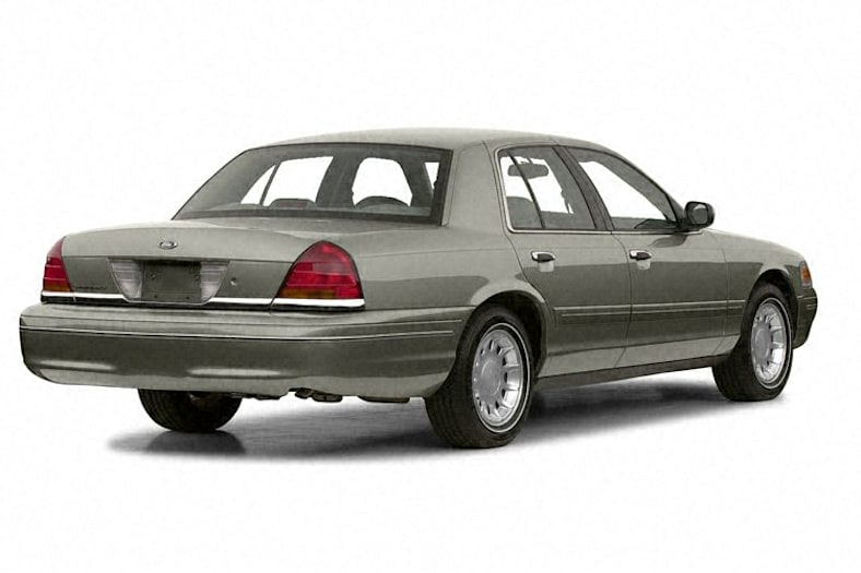 Ford Crown Victoria Crash Test Ratings - 2001 crown victoria