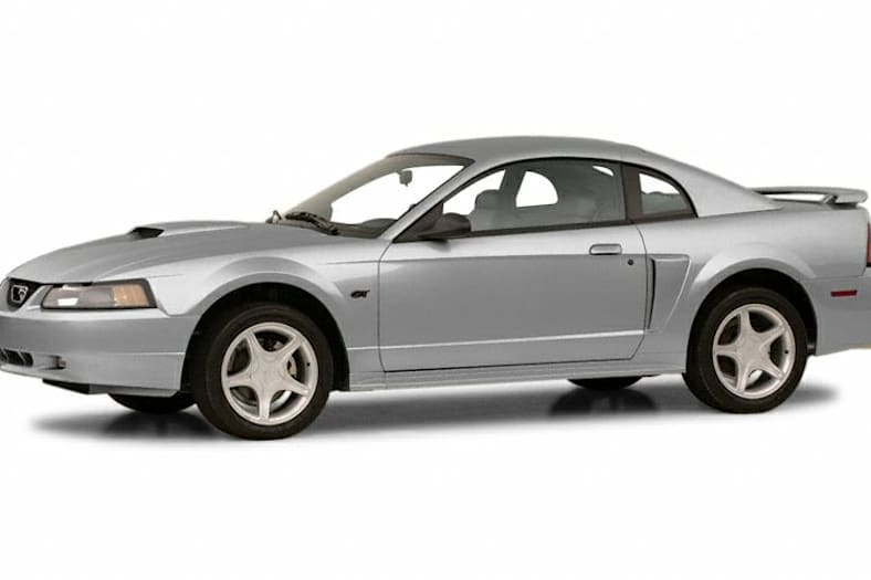2001 Ford Mustang Exterior Photo