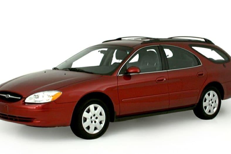 2001 Taurus