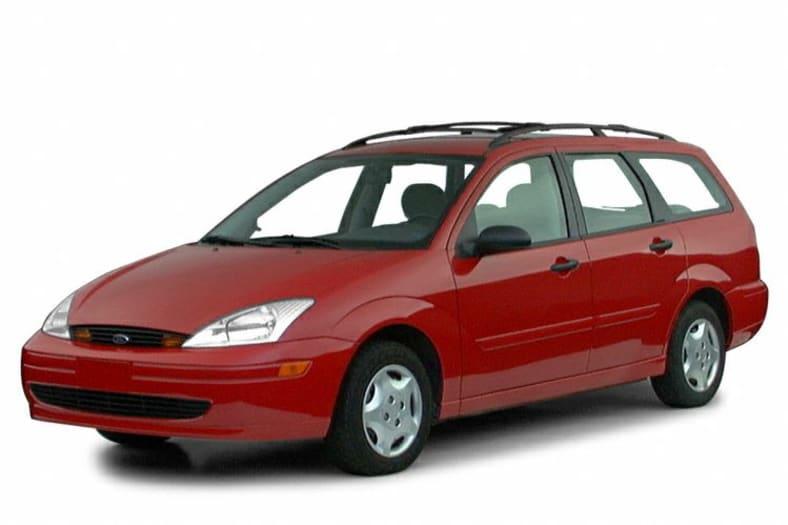 2001 Ford Focus Se 4dr Station Wagon Information