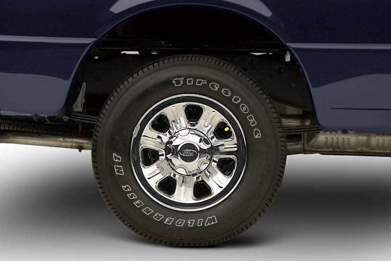 2001 Ford Ranger Exterior Photo